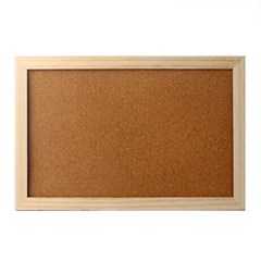 베이직 코르크 메모판(30.5cm×20.5cm)