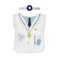 병원 의사 직업옷 모자 어린이 아동 아이 역할 놀이