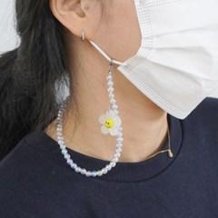 Dahlia 오로라 비즈 마스크 스트랩 목걸이 만들기 DIY 세트 12종