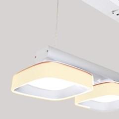 LED 펜던트 루키나 2등 30W 국산 주광색 전구색
