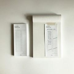 30일 체크리스트 100매 (30days checklist)