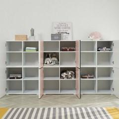 [에띠안]멜로우 광폭 LPM 800 베이비 옷장 수납장 거실장 신발장