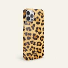 [코바트] Animal print 'Leopard' 레오파드 호피 하드케이스