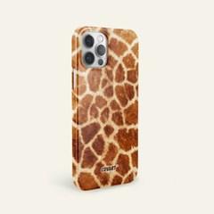 [코바트] Animal print 'Giraffe' 기린 하드케이스