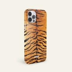 [코바트] Animal print 'Tiger' 호랑이 호피 하드케이스