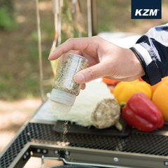 카즈미 스파이스 박스 M K9T3K002 / 캠핑 양념통 감성 캠핑용품