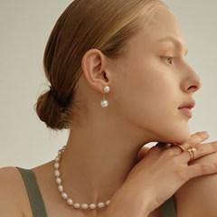 [silver925]graceful earring