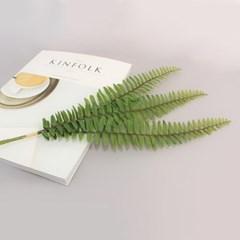 [반짝조명] 고사리 잎 조화 부쉬 3p(보스턴 고사리)