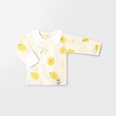아기참외 신생아 출산선물세트(저고리+속싸개+모자)_여름용