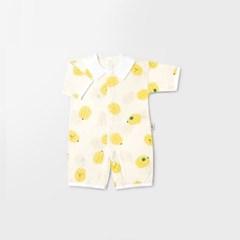 [메르베] 아기참외 신생아 실내우주복/북유럽아기옷_여_(1594660)