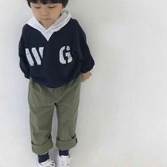 톰) WG 아동 후드티-주니어까지