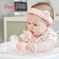 아이팜 물방울 포니 치발기 딸랑이 장난감