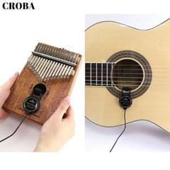 크로바 칼림바픽업 CNP-150 우쿨렐레 기타 젠더 옵션