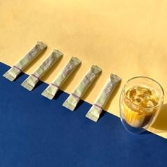 크림얼그레이 밀크티 베이스 스틱(20ml x 8포, 8잔 분량)