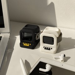 2in1 애플워치 에어팟 충전 거치대 2color