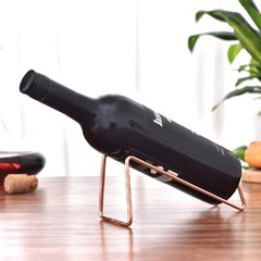 모던홈 와인랙(로즈골드)/ 와인받침 와인홀더