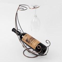 크레센트 와인잔걸이 와인랙(브론즈)/ 와인홀더