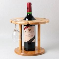 대나무 심플 와인렉/와인병꽂이 와인거치대 양주꽂이