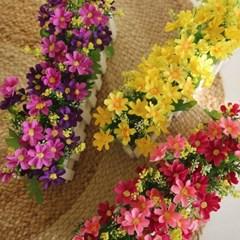 봄느낌가득 데이지울타리화분 [3color]_(901560)