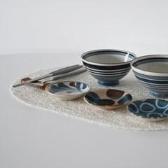 코코밤 타원 식탁 테이블매트 4color_(1804851)