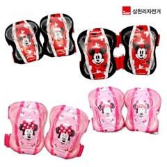 고고타 삼천리자전거 미키미니 아동보호대세트 (미니 핑크)