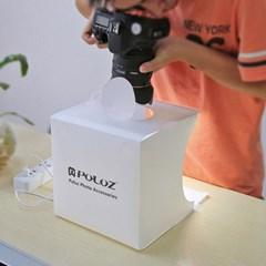 LED 제품촬영 포토박스