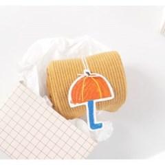 띵크해피 우산택(10개)