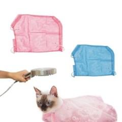 고양이 목욕주머니 반려묘 발톱깎기 샤워망 냥이용품