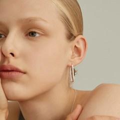 [산다라박 착용][silver925]classy earring