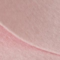 100% 대폭 메리노 펠트지 1mm_베이비핑크 (183x10cm)
