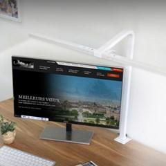 모니터조명 LED와이드 책상스탠드 ICLE-PHX004
