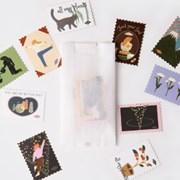 Sticker_Sojak_5_Stamp Package (16개입)