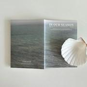 season notebook-sea in dream (grid)
