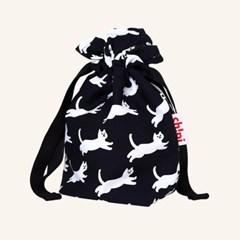 Cat String Bag