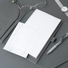 A5 바인더+노트패드 Set