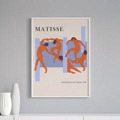 앙리마티스 그림 액자 포스터 댄스