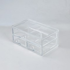 [모던하우스] 프로페셔널 아크릴 2단 와이드 서랍 W21xH