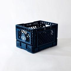 [모던하우스] 접이식 밀크박스 25리터 네이비
