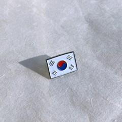 [대한민국] 태극기 뱃지