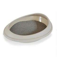 애묘 용품 고양이 변기 평판형 모래 절약 깔끔 청소