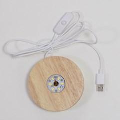 모먼트 무드등(USB타입)_옐로우/화이트