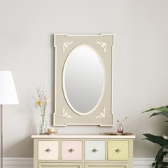 수입 엔틱가구 RG 31 로렌 그레이 벽걸이 거울