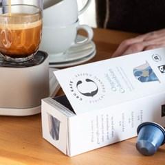 [크루카페] 유기농 콜롬비안 커피 10캡슐