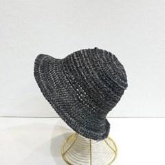 니트 와이어 패션 꾸안꾸 데일리 버킷햇 벙거지 모자