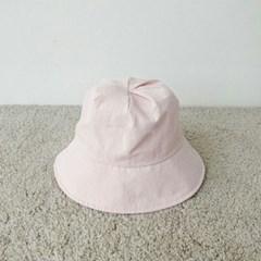 면 챙넓은 기본 무지 대두 패션 버킷햇 벙거지 모자