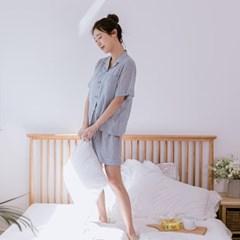 미니 모달잠옷세트(블루)