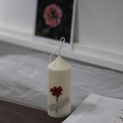12월 탄생화향초캔들 백일홍향초 기념일선물 생일선물 캔들선물