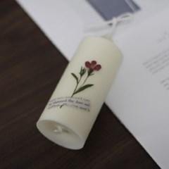 10월 탄생화향초캔들 로벨리아향초 기념일선물 생일선물 캔들선물
