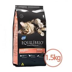 고양이 이퀼리브리오 어덜트캣 연어 1.5kg 캣 사료