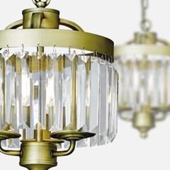 LED 펜던트 프롱 3등 카페 매장조명_(2037255)